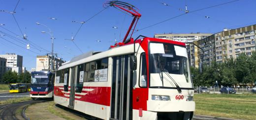 трамваї-нові