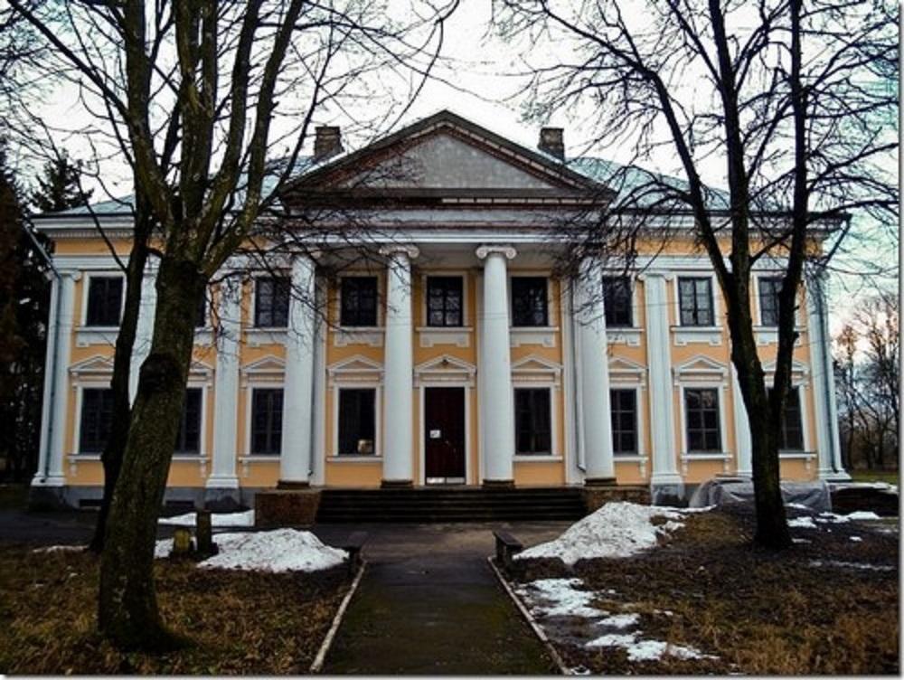 Palace of Mlyniv