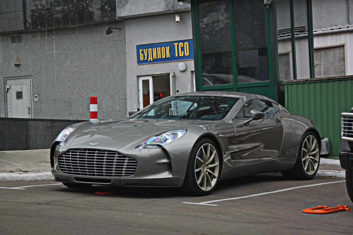 5 Most Expensive Cars Registered In Ukraine We Love Ua