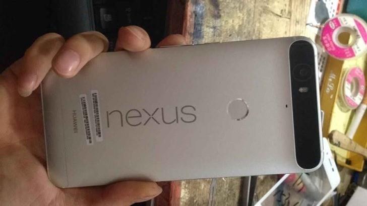 Фото Nexus 6P