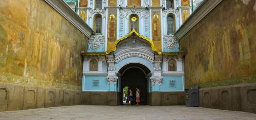 церква - Києво-Печерська Лавра - лавра - собор - київ