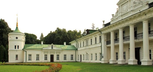 Комплекс_споруд_садиби_-Качанiвка._Водонапірна_вежа_при_палаці.!