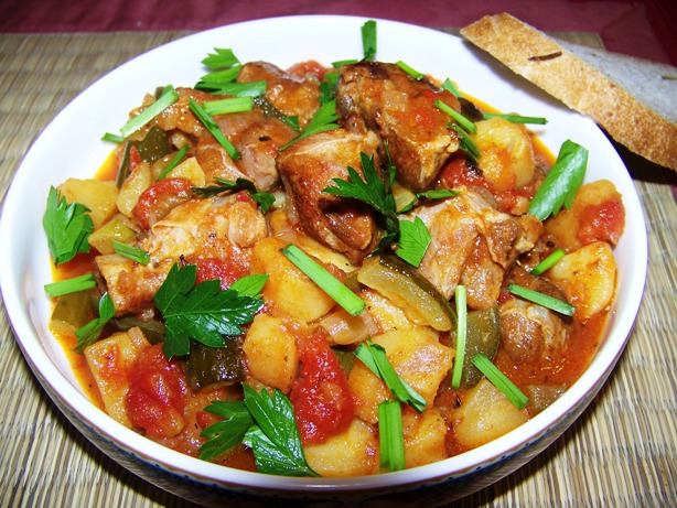 Татарские блюда из мяса рецепты с фото