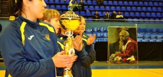 турнір Кубок Турчина-2015 виграла Україна