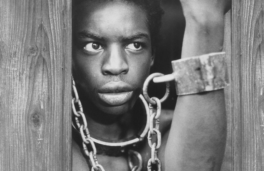 slavery in africa essay
