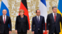 """""""Нормандская четверка"""" договорилась о прекращении огня на Донбассе"""