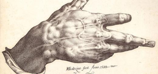 goltzius_s_right_hand