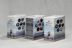 3 DVD-Blu ray Boxen