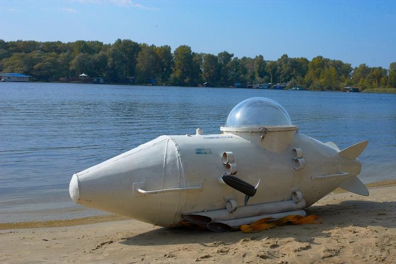 Подводные лодки своими руками видео 131