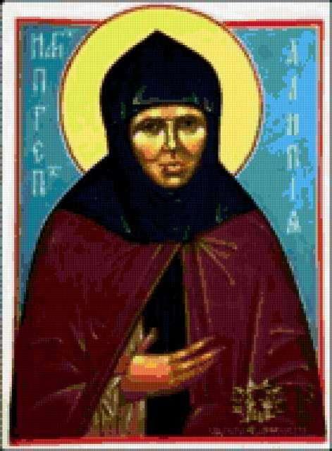 Матушка Алипия-2